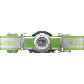 Led Lenser MH3 Linterna frontal, green